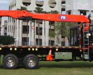 Drywall Boom Trucks
