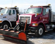 Heavy duty Snow Removal equipment