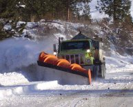 Homesteader Snow Plow