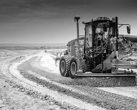 How to operate a Motor Grader?