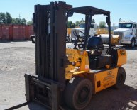 Industrial Forklift trucks