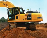 Komatsu Construction Machinery