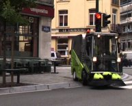 Mighty machines Street Sweeper