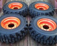 Skid Loaders Wheels