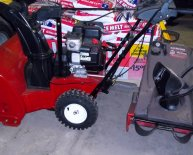 Snow and Ice Removal equipment