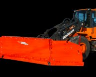 Snow Plow back blade
