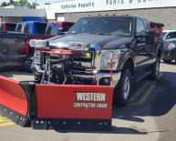Snow Plow for Ford Ranger