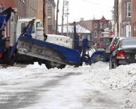 Snow Removal equipment for Trucks