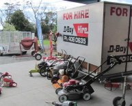 Tool and Equipment Hire