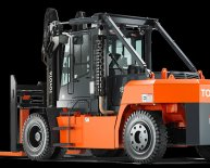 Toyota Electric Forklift Truck