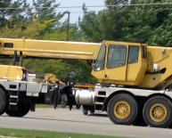 Truck mounted Crane Jobs