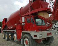 Used Cement Mixer Trucks