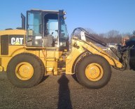 Used John Deere Wheel Loaders