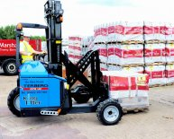Used Truck Mounted Forklifts