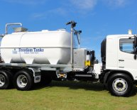 Water Truck Hire rates