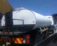 Water Trucks in Gauteng