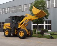 Wheel Loader Forklift