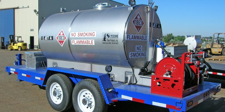 Potable Water Tanks for Trucks