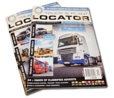 Truck and Plant Locator Magazine Cover - Oct 2015