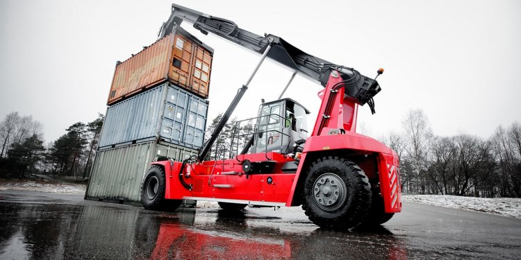 Different types of Forklift trucks