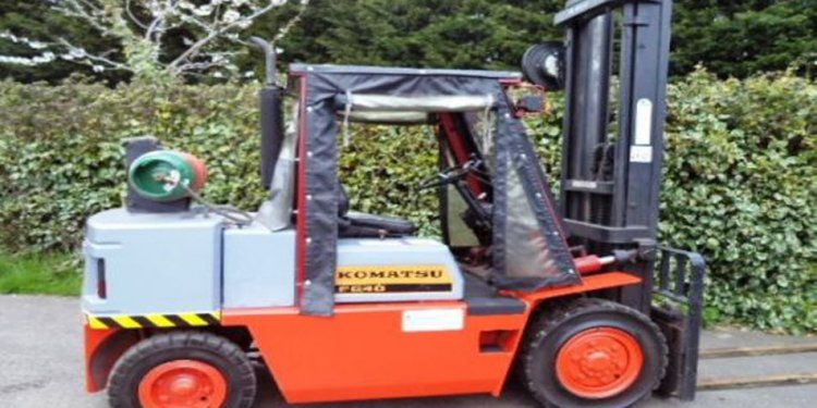 Used Forklifts trucks