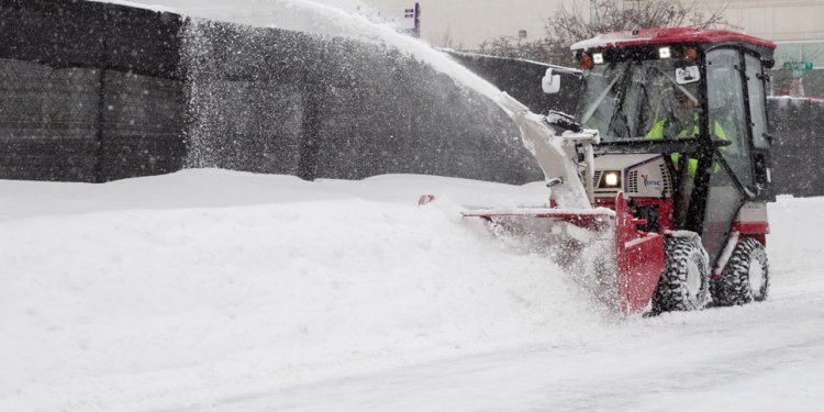 Home Snow Removal equipment