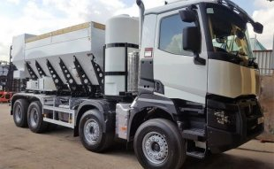 Volumetric Concrete Mixers for Sale