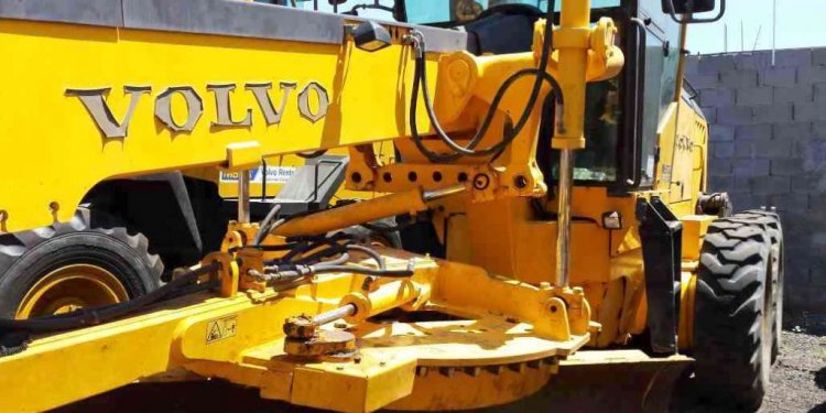 Used Motor Graders in Texas