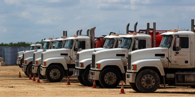 Used Water Trucks in Texas