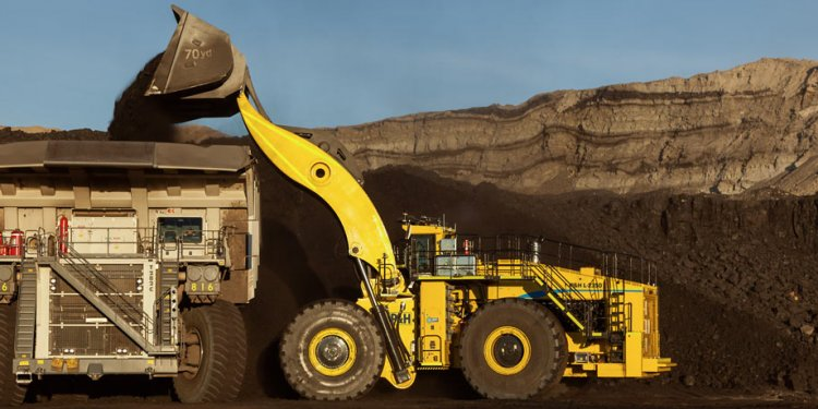 Mining Loaders